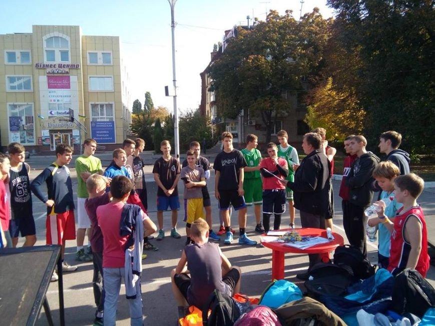 Как кременчужане на площади Независимости в стритбол играли (ФОТО), фото-4