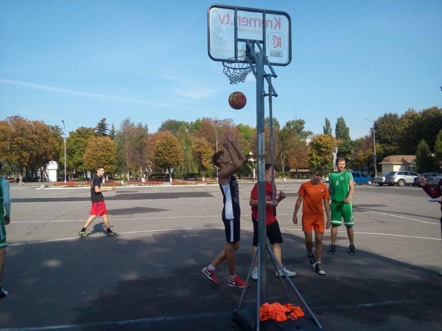 Как кременчужане на площади Независимости в стритбол играли (ФОТО), фото-3