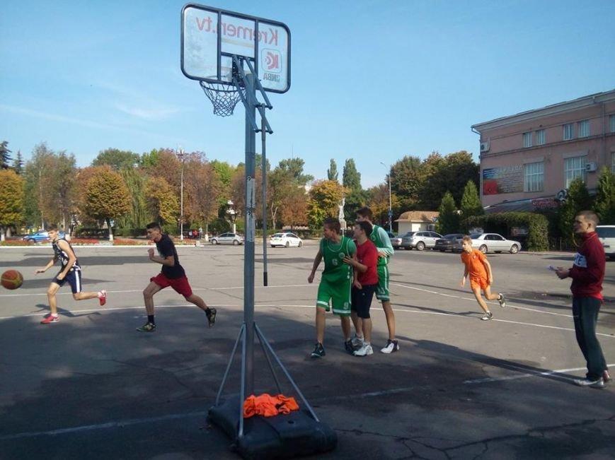 Как кременчужане на площади Независимости в стритбол играли (ФОТО), фото-1