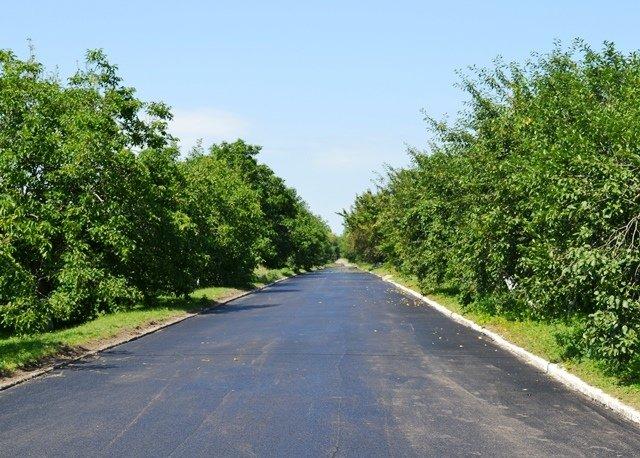 4 ... ремонт комунальних доріг.