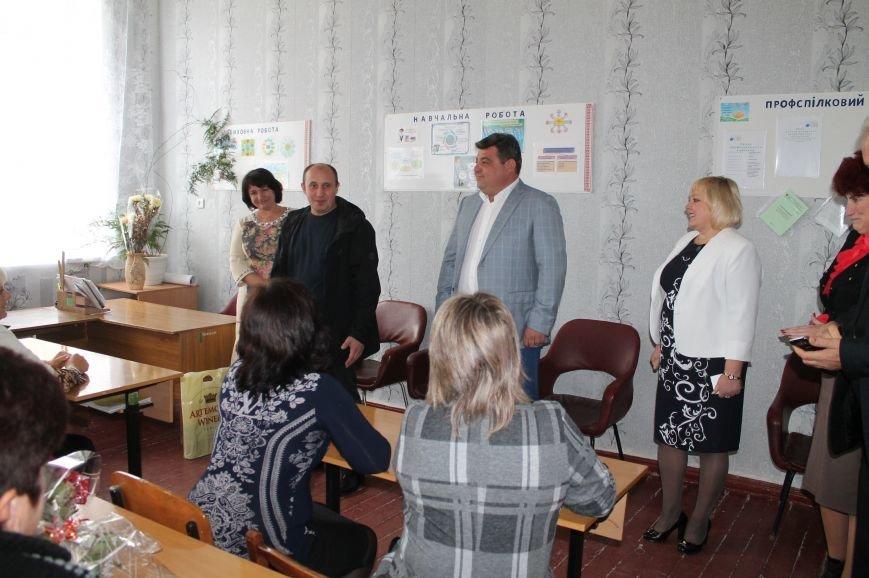 Педагоги Северска принимали поздравления с профессиональным праздником, фото-6