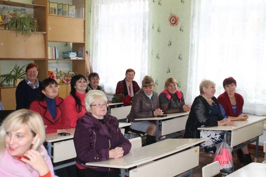Педагоги Северска принимали поздравления с профессиональным праздником, фото-7