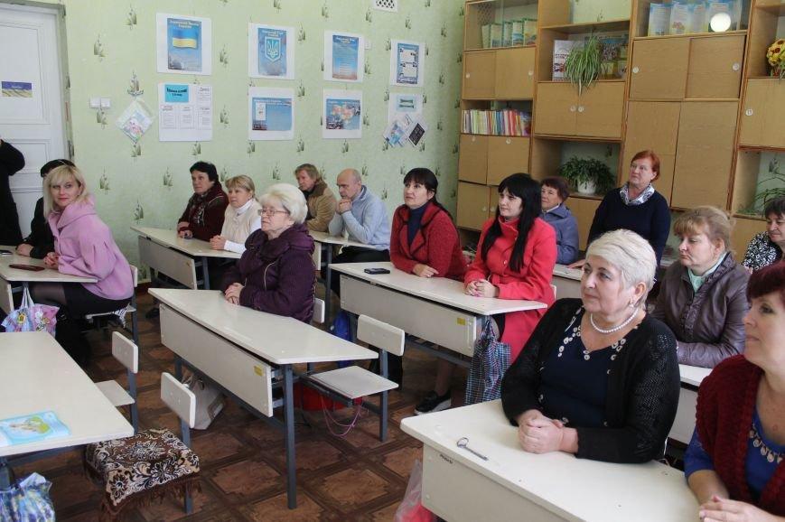 Педагоги Северска принимали поздравления с профессиональным праздником, фото-4
