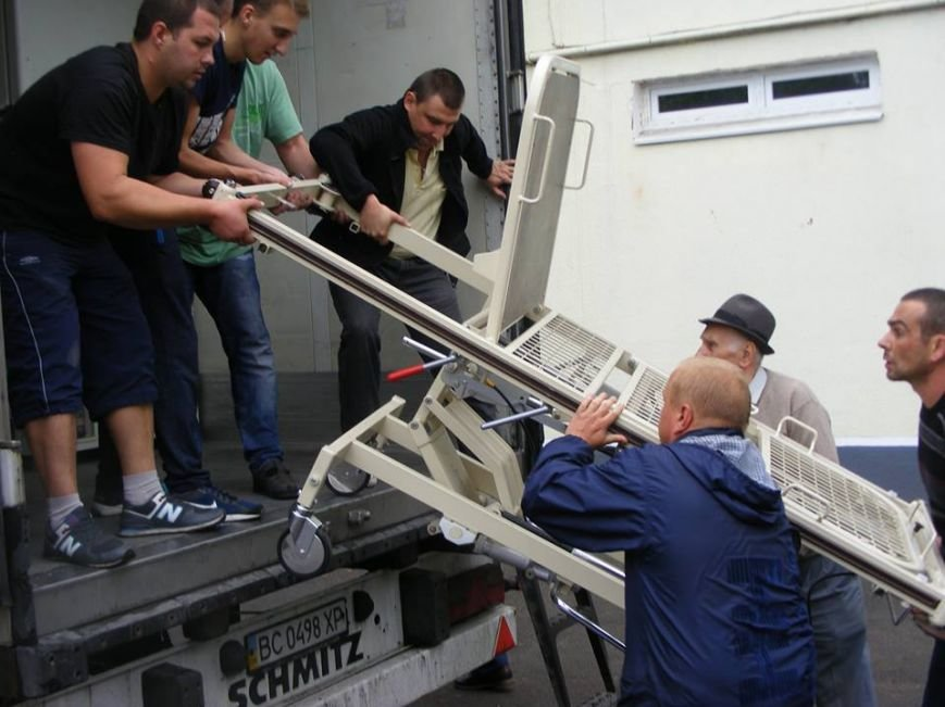 До Львова привезли 10 тонн гуманітарної допомоги з Австрії (ФОТО), фото-4