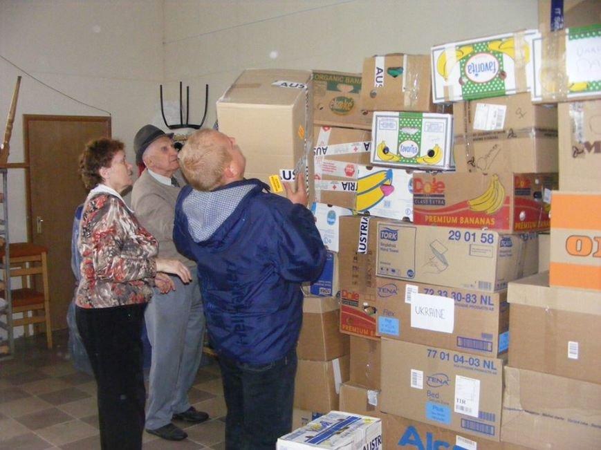 До Львова привезли 10 тонн гуманітарної допомоги з Австрії (ФОТО), фото-6