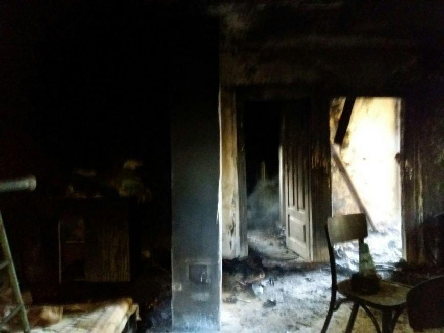 Во время ликвидации пожара в жилом доме на Сумщине обнаружены тела 2 человек, фото-2