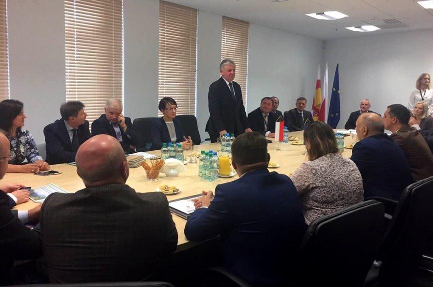 Тернопільська обласна рада працює над проектом Угоди про співпрацю із Люблінським воєводством, фото-1