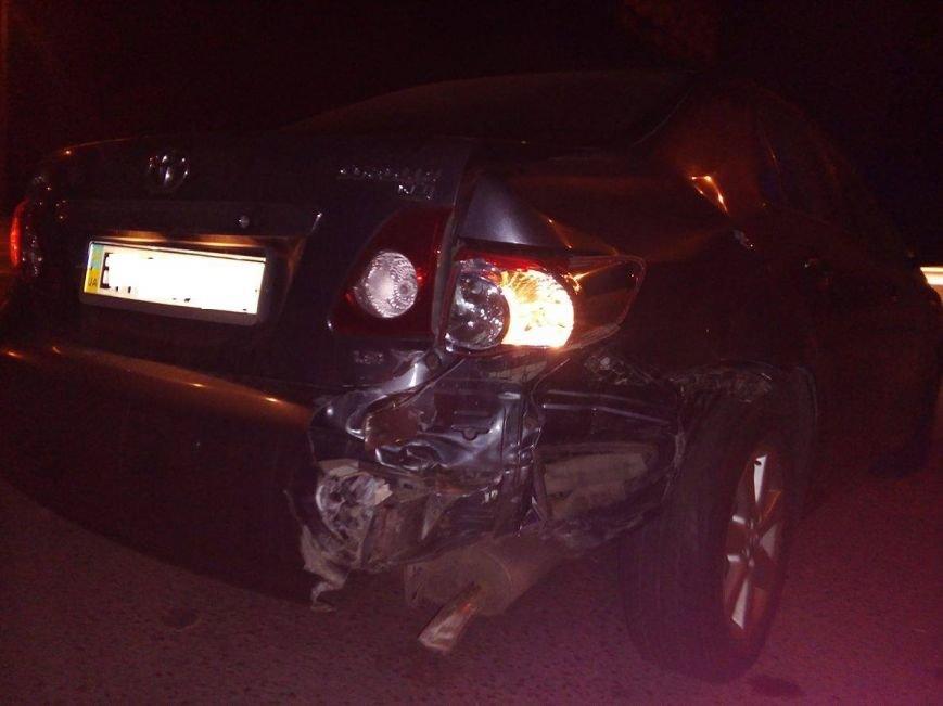 В Сумах произошло двойное ДТП с участием 5 автомобилей (ФОТО), фото-2