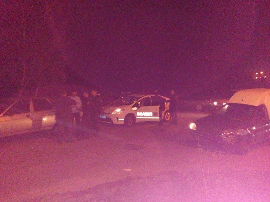 В Сумах произошло двойное ДТП с участием 5 автомобилей (ФОТО), фото-1