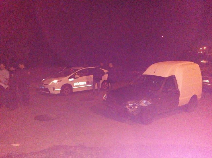 В Сумах произошло двойное ДТП с участием 5 автомобилей (ФОТО), фото-3