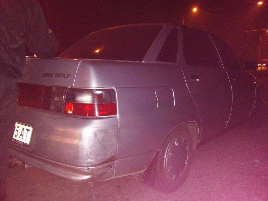 В Сумах произошло двойное ДТП с участием 5 автомобилей (ФОТО), фото-5