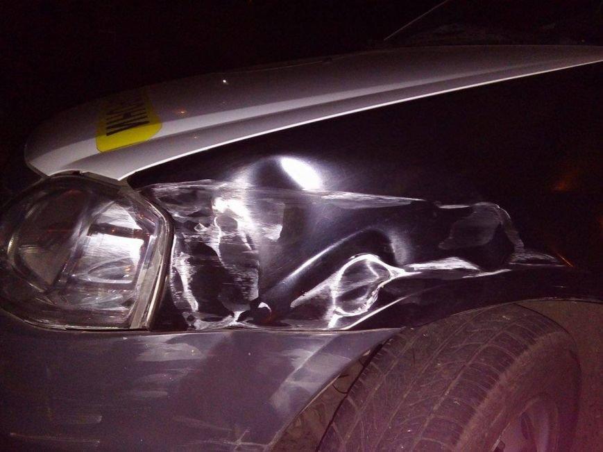 В Сумах произошло двойное ДТП с участием 5 автомобилей (ФОТО), фото-6