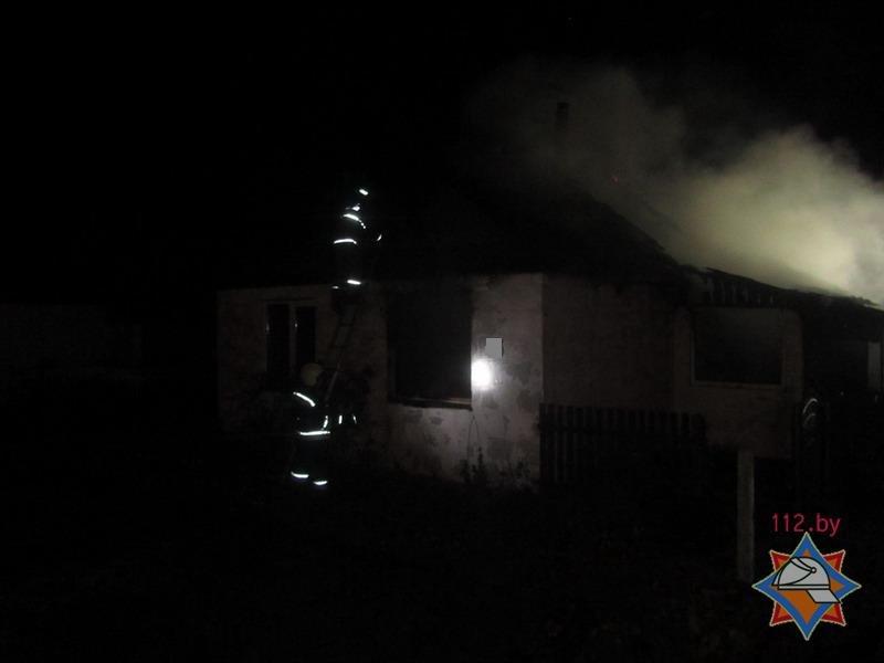 Пожар под Берестовицей: хозяин дома погиб в огне, оставив еду на включенной плите, фото-2