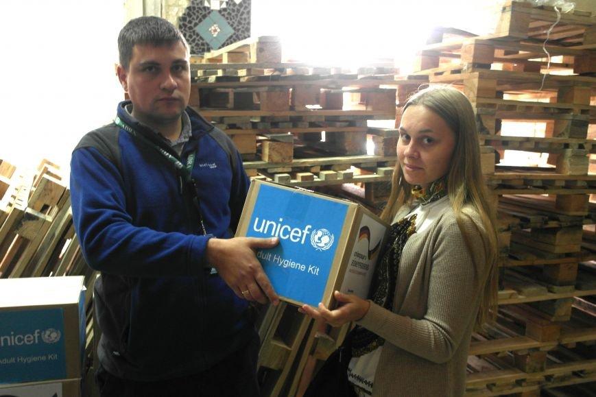 В Покровске (Красноармейске) переселенцы получили гуманитарную поддержку, фото-3