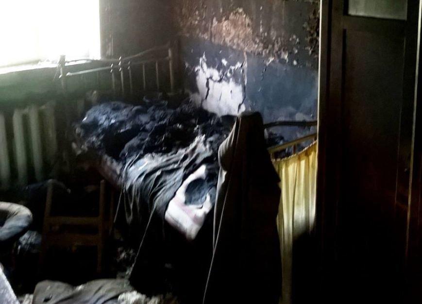 На Черниговщине пенсионер стал жертвой курения в постели, фото-1