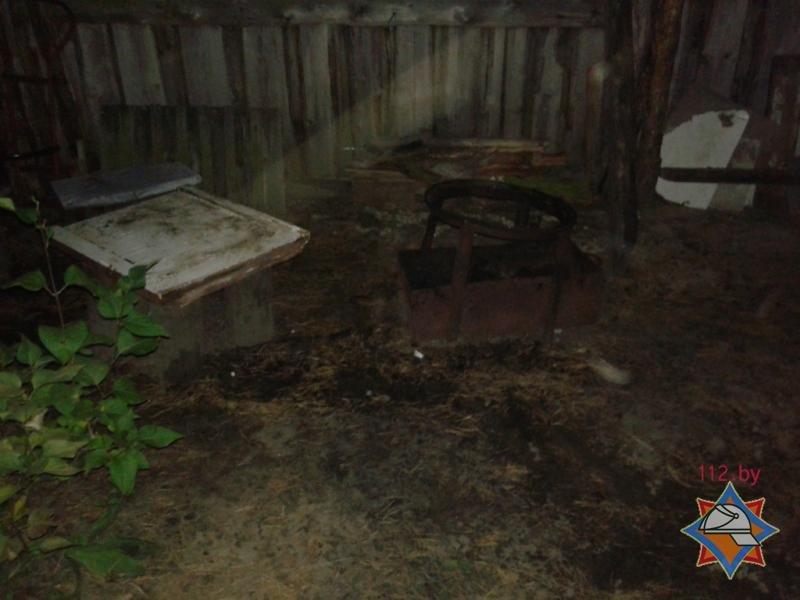 В Гродно двое мужчин получили серьезные ожоги, пытаясь потушить пожар в гараже, фото-3