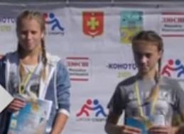 Результати ІІІ етапу Кубка України з лижоролерів, Конотоп (ВІДЕО), фото-1