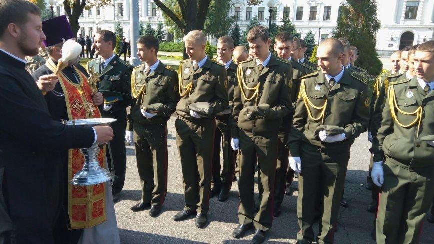 Юноши Днепра ушли в армию: как это было (ФОТО), фото-9