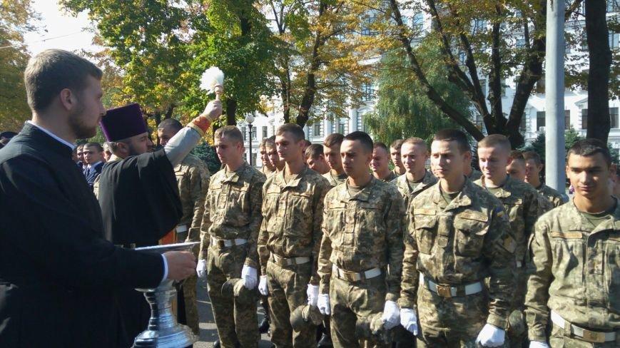 Юноши Днепра ушли в армию: как это было (ФОТО), фото-6