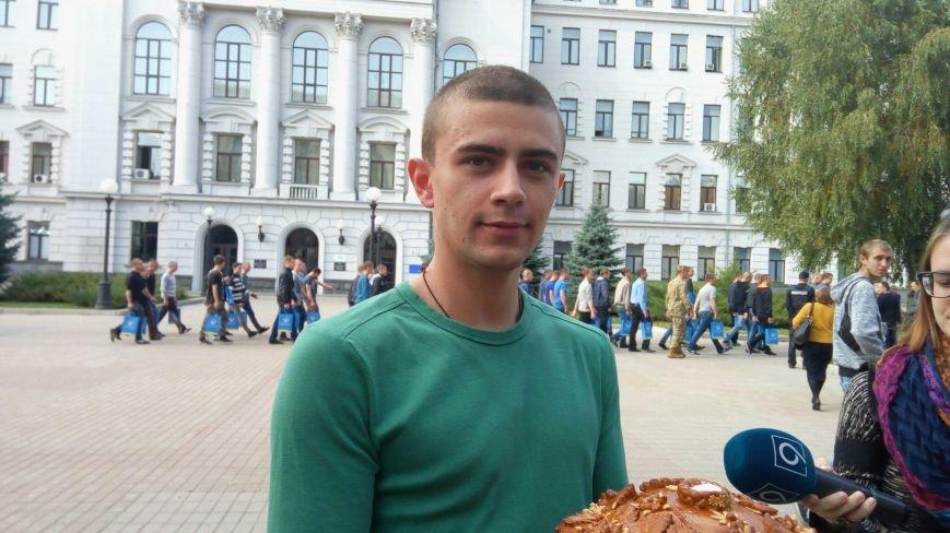 Юноши Днепра ушли в армию: как это было (ФОТО), фото-10