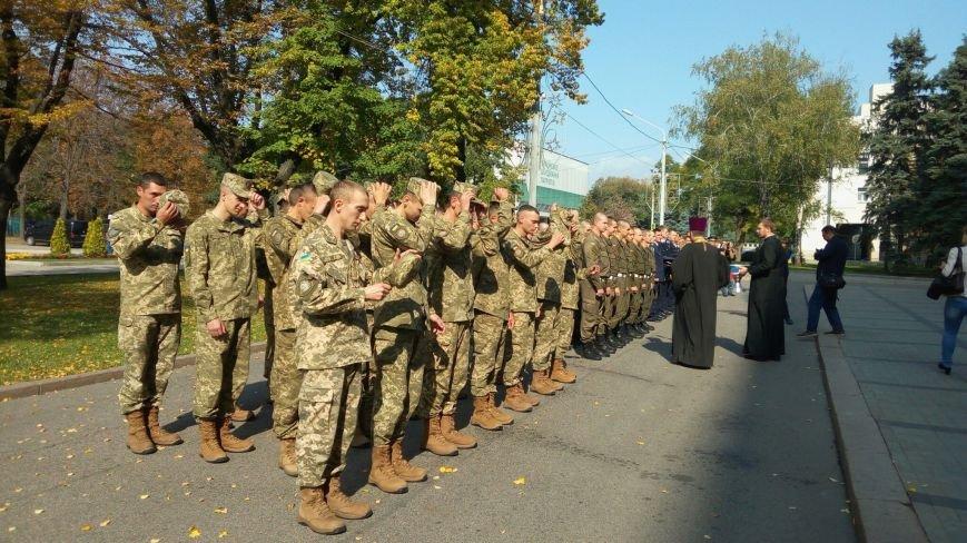 Юноши Днепра ушли в армию: как это было (ФОТО), фото-12