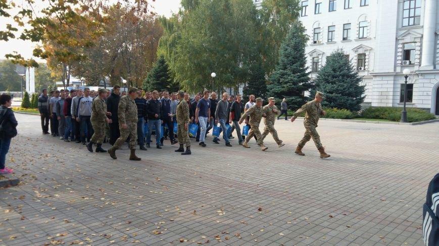Юноши Днепра ушли в армию: как это было (ФОТО), фото-4