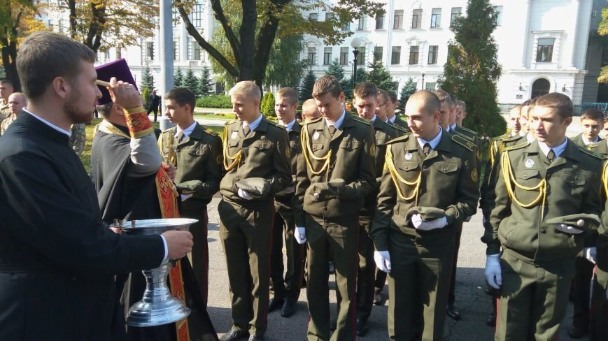 Юноши Днепра ушли в армию: как это было (ФОТО), фото-5