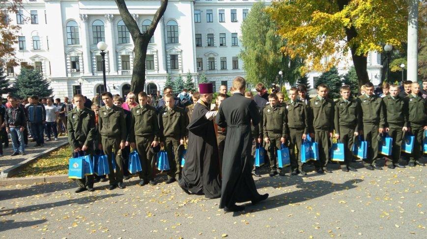 Юноши Днепра ушли в армию: как это было (ФОТО), фото-7