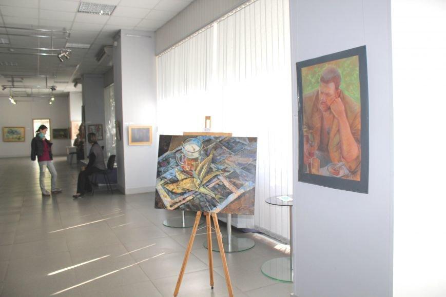 """44 мариупольских художника устроили """"Осенний вернисаж""""(ФОТО), фото-4"""