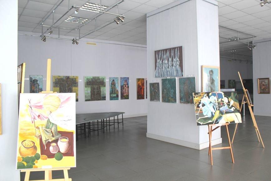 """44 мариупольских художника устроили """"Осенний вернисаж""""(ФОТО), фото-1"""