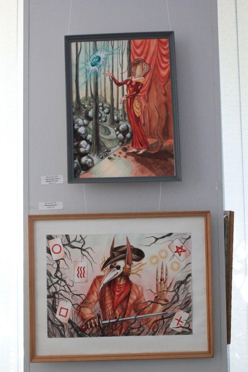 """44 мариупольских художника устроили """"Осенний вернисаж""""(ФОТО), фото-2"""