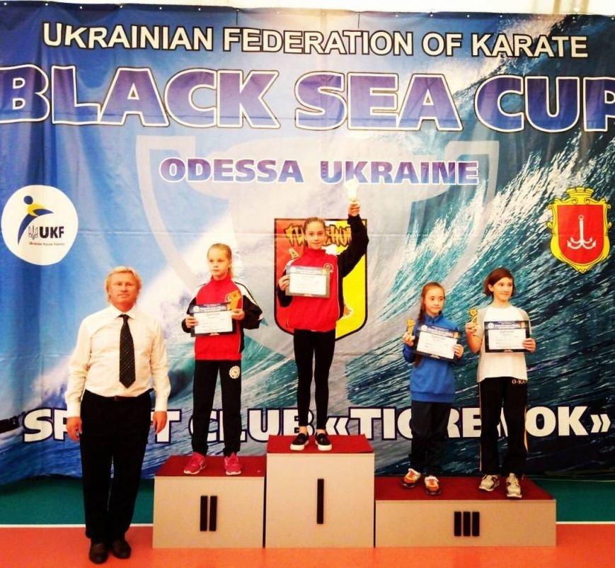 «Катана» – вторые на «Кубке Черного моря» (фото), фото-1