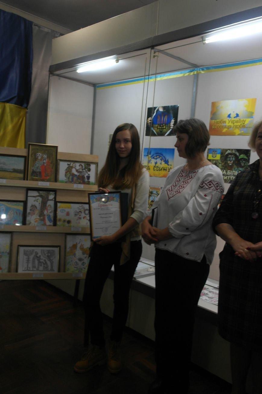 В Покровске (Красноармейске) стартовала культурно-художественная акция «Искусство в зоне АТО»:, фото-18