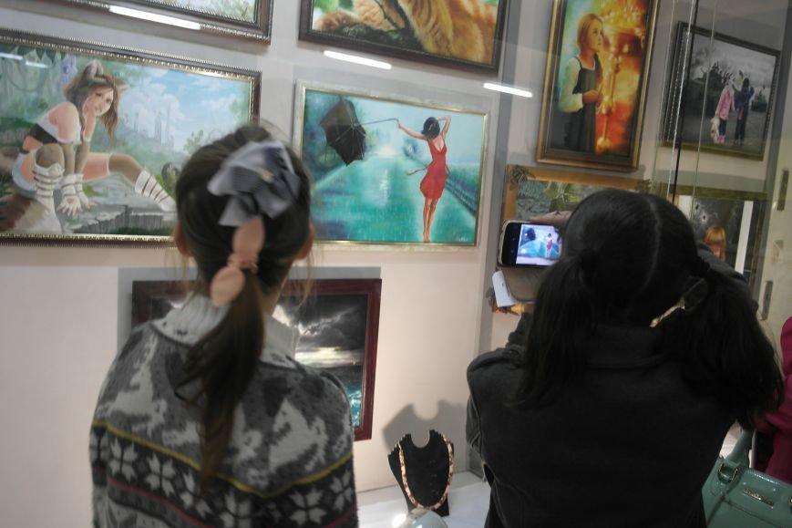 В Покровске (Красноармейске) стартовала культурно-художественная акция «Искусство в зоне АТО»:, фото-10