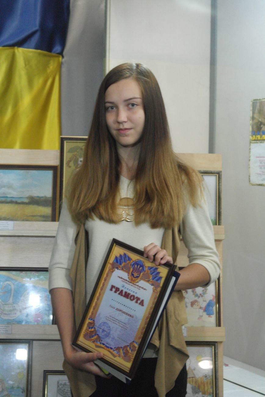 В Покровске (Красноармейске) стартовала культурно-художественная акция «Искусство в зоне АТО»:, фото-17