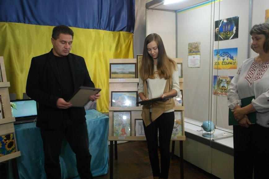 В Покровске (Красноармейске) стартовала культурно-художественная акция «Искусство в зоне АТО»:, фото-15