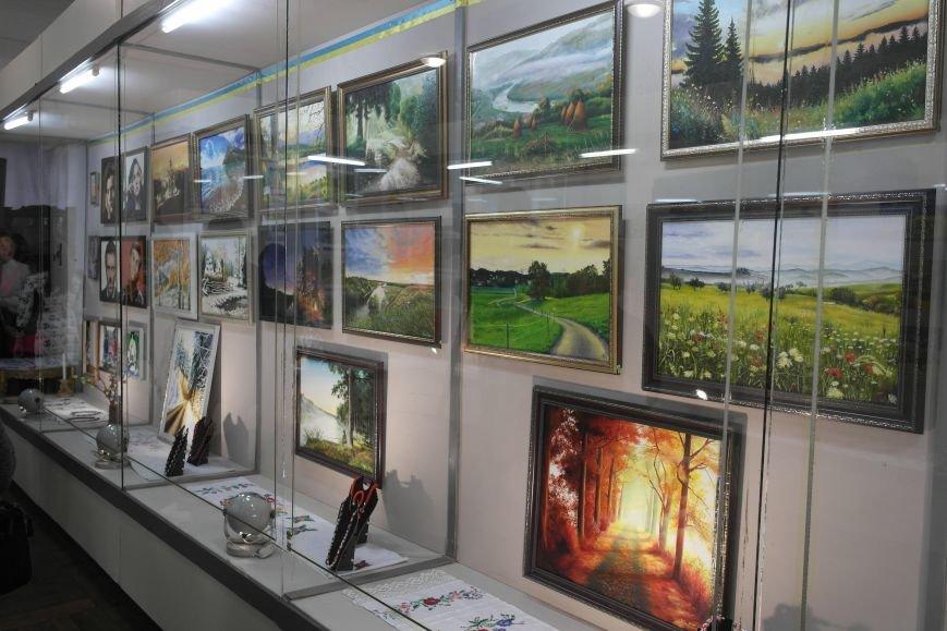 В Покровске (Красноармейске) стартовала культурно-художественная акция «Искусство в зоне АТО»:, фото-5