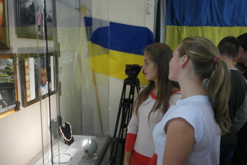 В Покровске (Красноармейске) стартовала культурно-художественная акция «Искусство в зоне АТО»:, фото-30