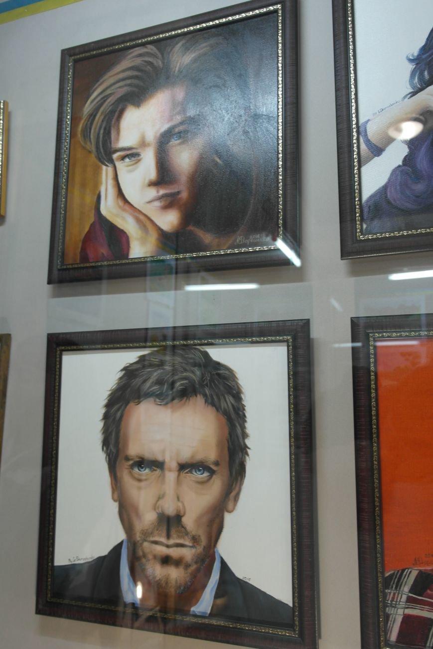 В Покровске (Красноармейске) стартовала культурно-художественная акция «Искусство в зоне АТО»:, фото-26