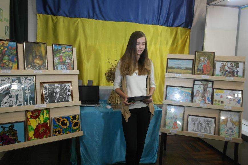 В Покровске (Красноармейске) стартовала культурно-художественная акция «Искусство в зоне АТО»:, фото-19