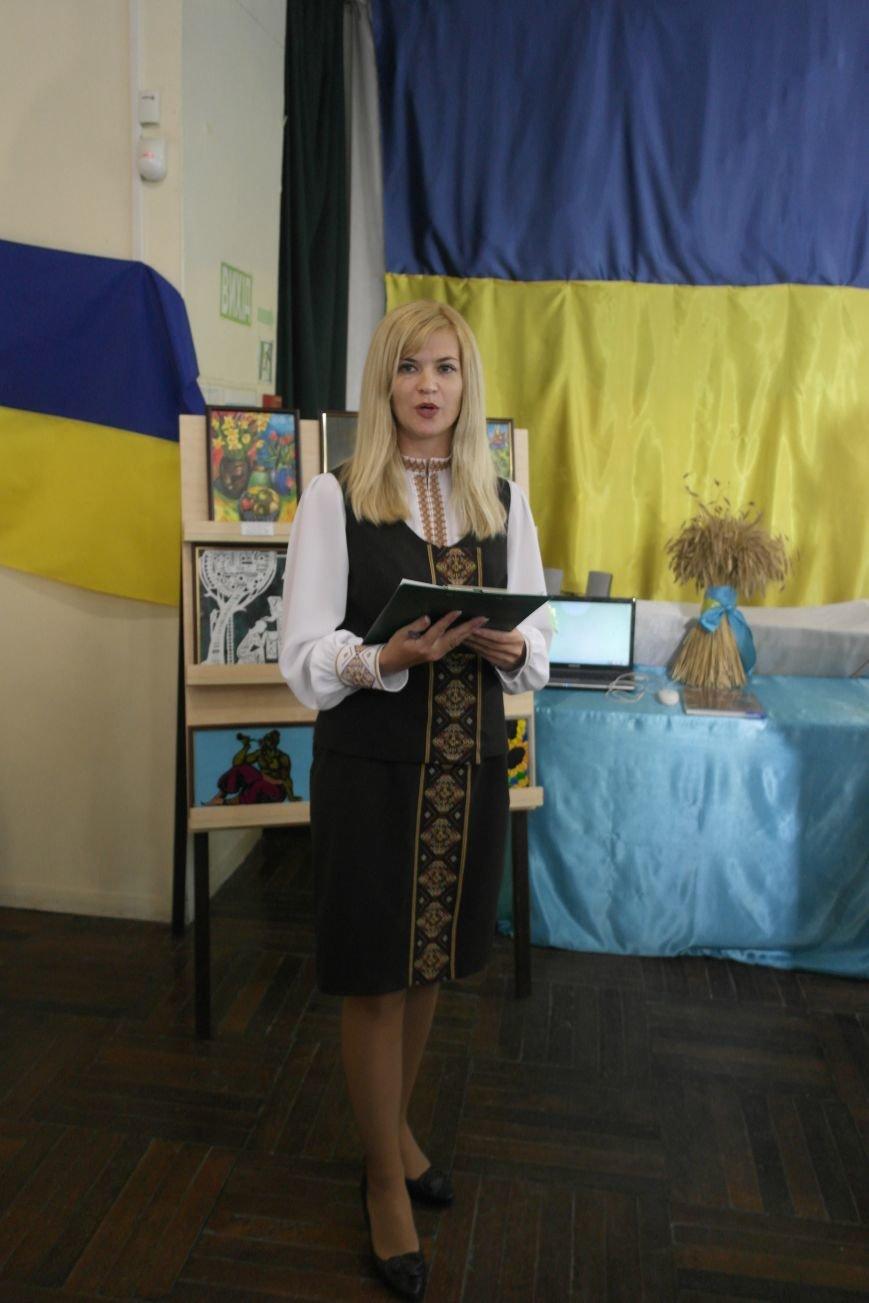 В Покровске (Красноармейске) стартовала культурно-художественная акция «Искусство в зоне АТО»:, фото-13