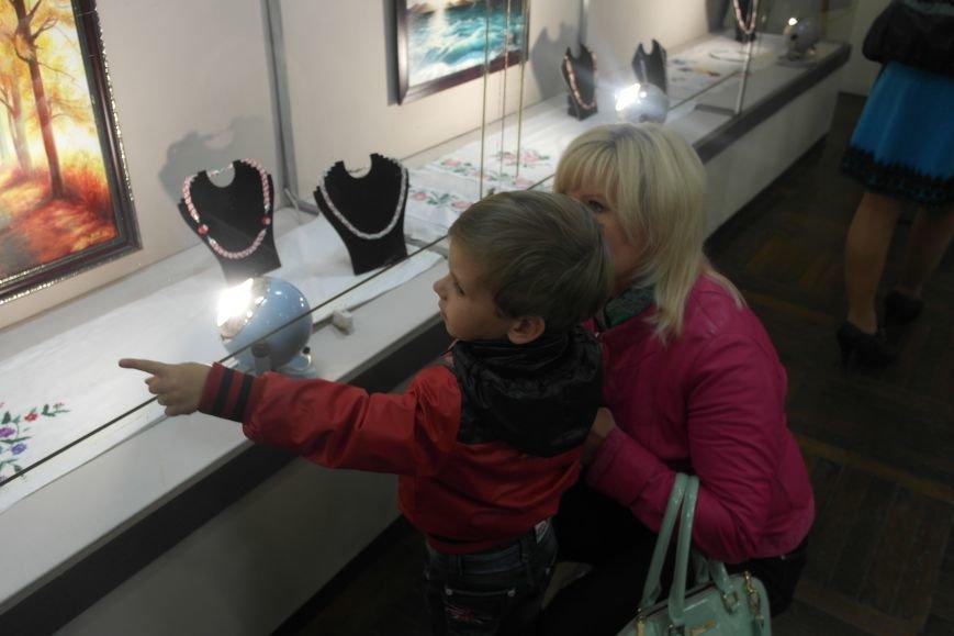 В Покровске (Красноармейске) стартовала культурно-художественная акция «Искусство в зоне АТО»:, фото-4
