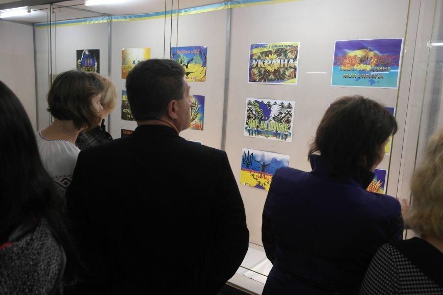 В Покровске (Красноармейске) стартовала культурно-художественная акция «Искусство в зоне АТО»:, фото-6