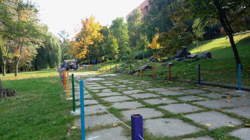 В парках Днепра наводят порядки (ФОТО), фото-9