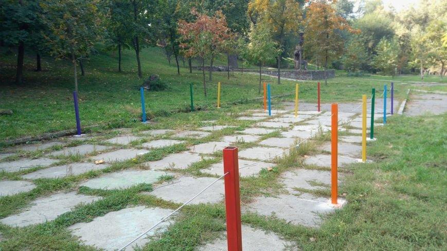 В парках Днепра наводят порядки (ФОТО), фото-7