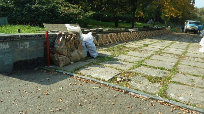 В парках Днепра наводят порядки (ФОТО), фото-5