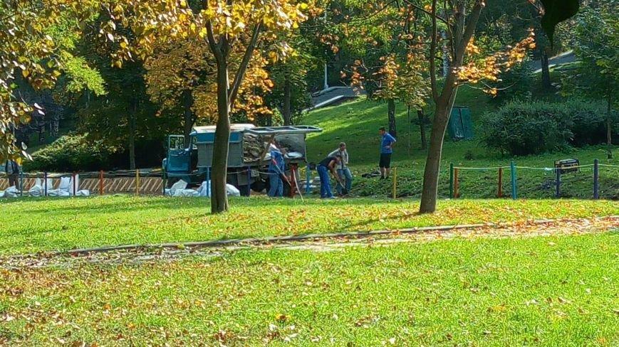 В парках Днепра наводят порядки (ФОТО), фото-2