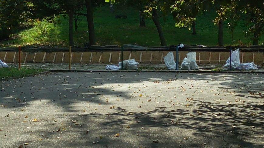 В парках Днепра наводят порядки (ФОТО), фото-3