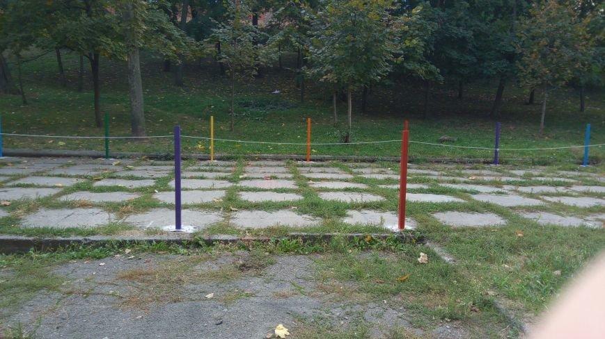 В парках Днепра наводят порядки (ФОТО), фото-8