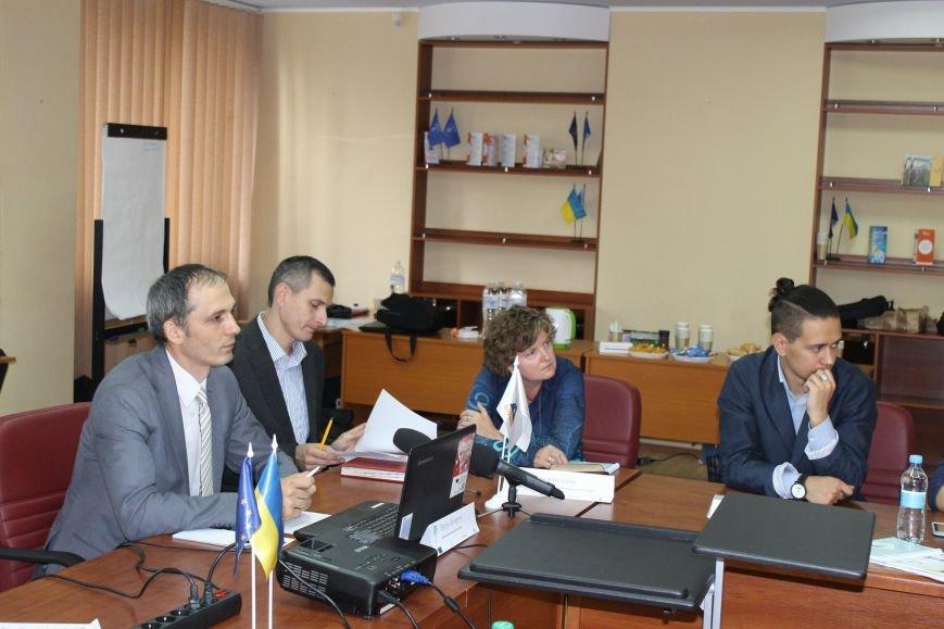 В Краматорске подписали соглашение о сотрудничестве в рамках проекта «Общественный пояс Донбасса», фото-3